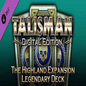 Talisman The Highland Expansion Legendary Deck