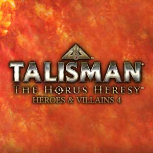 Buy Talisman The Horus Heresy Heroes & Villains 4 CD Key Compare Prices