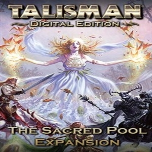 Talisman The Sacred Pool Expansion