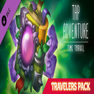 Tap Adventure Time Travel Travelers Pack