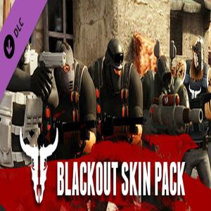 TASTEE Lethal Tactics Blackout Skin Pack