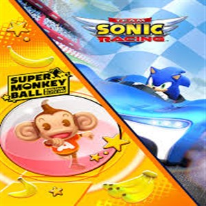 Team Sonic Racing & Super Monkey Ball Banana Blitz HD