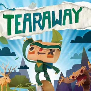 Buy TEARAWAY PS4 Game Code Compare Prices