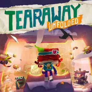 Buy Tearaway Unfolded PS4 Game Code Compare Prices