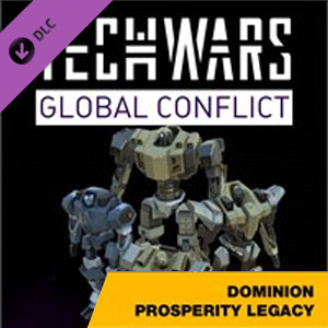 Techwars Global Conflict Dominion Prosperity Legacy