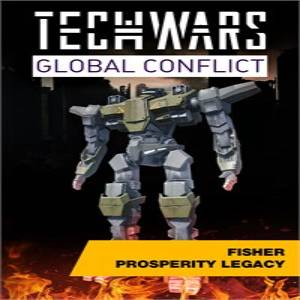 Techwars Global Conflict Fisher Prosperity Legacy