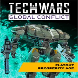 Techwars Global Conflict Flatout Prosperity Age