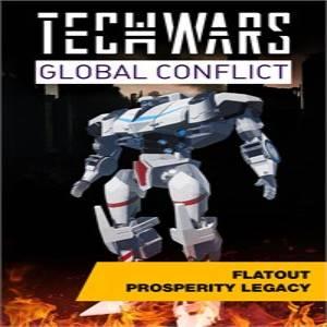 Techwars Global Conflict Flatout Prosperity Legacy