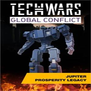 Techwars Global Conflict Jupiter Prosperity Legacy