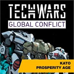 Techwars Global Conflict KATO Prosperity Age