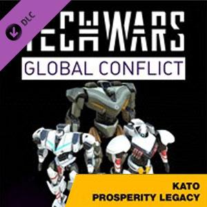 Techwars Global Conflict KATO Prosperity Legacy