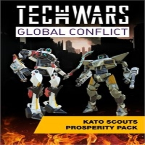 Techwars Global Conflict KATO Scouts Prosperity Pack