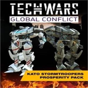 Techwars Global Conflict KATO Stormtroopers Prosperity Pack