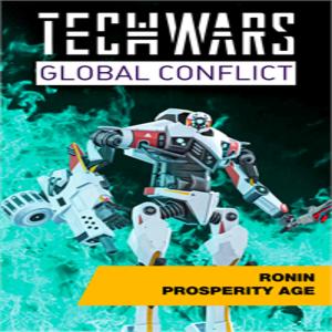 Techwars Global Conflict Ronin Prosperity Age