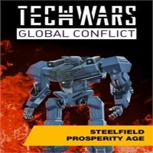 Techwars Global Conflict Steelfield Prosperity Age