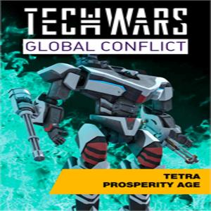 Techwars Global Conflict Tetra Prosperity Age