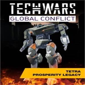 Techwars Global Conflict Tetra Prosperity Legacy