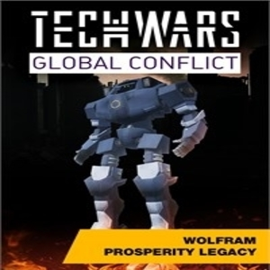Techwars Global Conflict Wolfram Prosperity Legacy