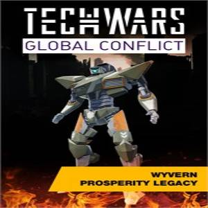 Techwars Global Conflict Wyvern Prosperity Legacy