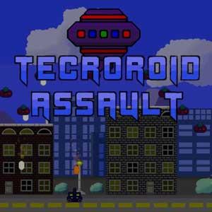 Tecroroid Assault