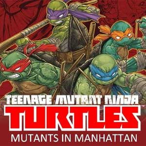 Buy Teenage Mutant Ninja Turtles Mutants in Manhattan PS3 Game Code Compare Prices