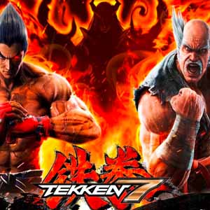 Buy Tekken 7 PS4 Game Code Compare Prices