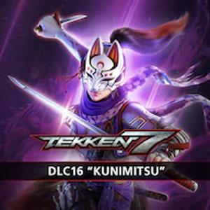 TEKKEN 7 DLC16 Kunimitsu