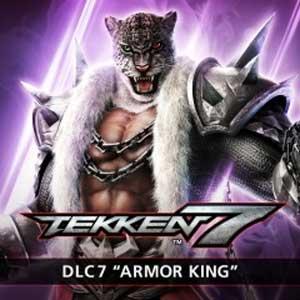 Buy Tekken 7 Dlc7 Armor King Cd Key Compare Prices