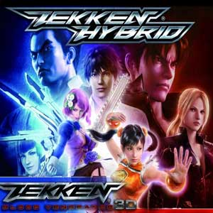 Buy Tekken Hybrid PS3 Game Code Compare Prices