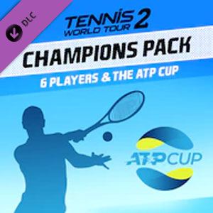 Tennis World Tour 2 Champions Pack