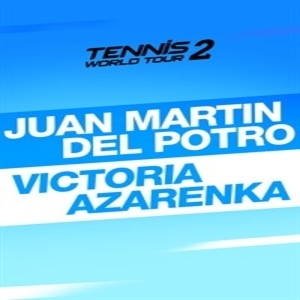 Buy Tennis World Tour 2 Juan Martin Del Potro & Victoria Azarenka PS4 Compare Prices