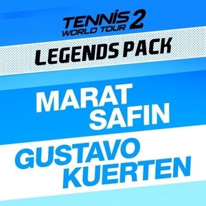 Tennis World Tour 2 Legends Pack