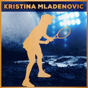 Tennis World Tour Kristina Mladenovic