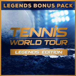 Tennis World Tour Legends Bonus Pack