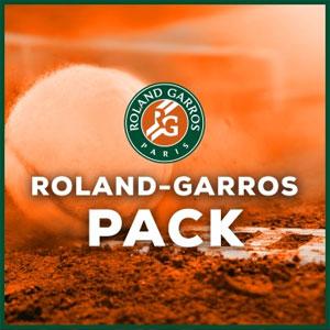 Tennis World Tour Roland-Garros Pack