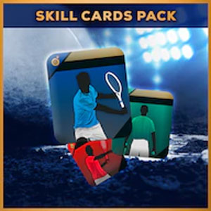 Tennis World Tour Skill Cards Pack