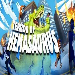 Buy Terror of Hemasaurus Nintendo Switch Compare Prices