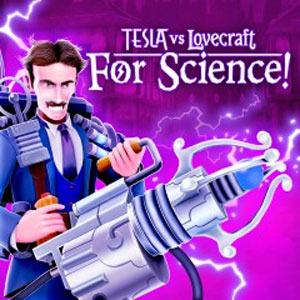 Buy Tesla vs Lovecraft For Science CD Key Compare Prices