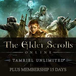 TESO TAMRIEL UNLIMITED Plus Membership 15 Days