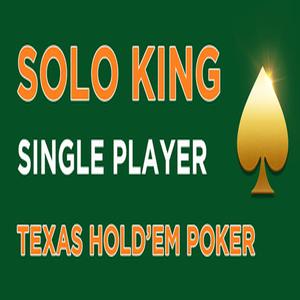 Texas Holdem Poker Solo King