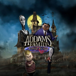 Buy The Addams Family Mansion Mayhem Nintendo Switch Compare Prices