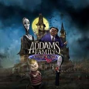 The Addams Family Mansion Mayhem