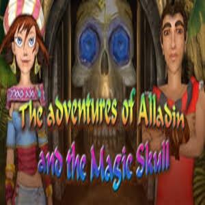 The Adventure Of Aladdin And The Magic Skull