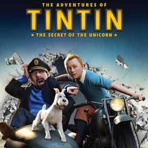 The Adventures of Tintin The Secret of the Unicorn The Game