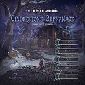 The Agency Of Anomalies Cinderstone Orphanage