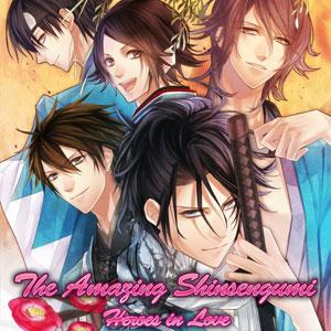 The Amazing Shinsengumi Heroes in Love