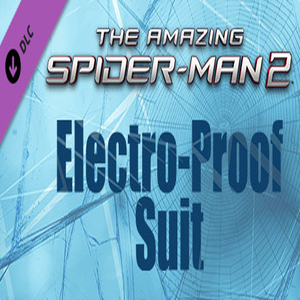 The Amazing Spider-Man 2 Electro-Proof Suit