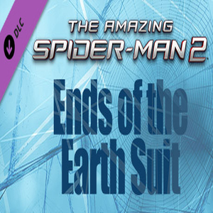 The Amazing Spider-Man 2 Ends of the Earth Suit