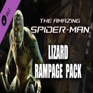 The Amazing Spider Man Lizard Rampage Pack