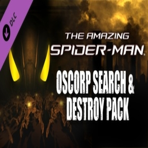 The Amazing Spider-Man Oscorp Search and Destroy Pack